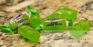 Jolly Rancher Sour Green Apple